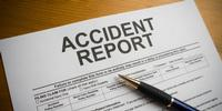Require that accidents be reported, evaluated, and discussed at safety meetings