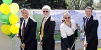 Groundbreaking Ceremony Held for STEM Classroom and Lab Building