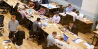 Columbia University and City Officials Mark Opening of Columbia Startup Lab