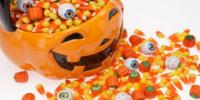 Halloween Candy Spooks Aging Digestive Systems
