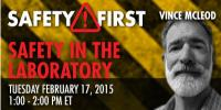Webinar: Safety in the Laboratory