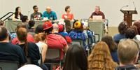 Researchers Make Science Fun at Phoenix Comicon