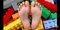 Why Does Stepping on a LEGO® Hurt so Much? (Video)