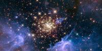 Microscopic 'Timers' Reveal Likely Source of Galactic Space Radiation