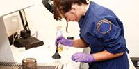 Number of Women a Problem in STEM? Not So in Forensics