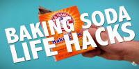Baking Soda Life Hacks (Video)
