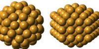 Discovery of Gold Nanocluster