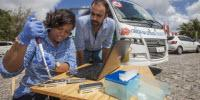 Mobile Laboratories Help Track Zika Spread across Brazil