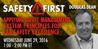 Webinar: Applying Safety Management System Principles for Lab Safety Excellence