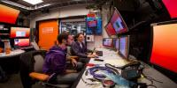Research Begins at SLAC's Newest X-ray Laser Experimental Station