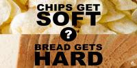 How to Bring Stale Chips and Bread Back from the Dead