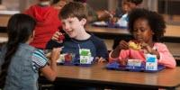 Nutrition Policy Institute Study Highlights Benefits of School Lunch