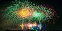 Harnessing the Energy of Fireworks for Fuel