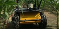 Fighting World Hunger: Robotics Aid in the Study of Corn and Drought Tolerance