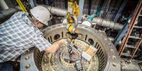 National MagLab Achieves New World Record with Strongest Resistive Magnet