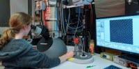 Center for Materials Research's NSF Funding Extended, Increased