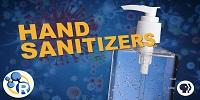 How Hand Sanitizers Work