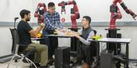 Humans Help Robots Learn Tasks