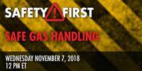 Safe Gas Handling