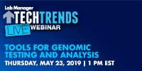 Tools for Genomic Testing and Analysis