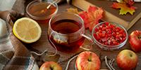 Apples, Tea, and Moderation—the Three Ingredients for a Long Life