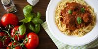 Meatballs Might Wreck the Anti-Cancer Perks of Tomato Sauce