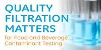 Quality Filtration Matters