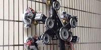 Spider-Man-Style Robotic Graspers Defy Gravity