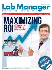 Maximizing ROI Magazine Issue Cover