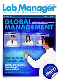 Global Management Magazine Issue Cover