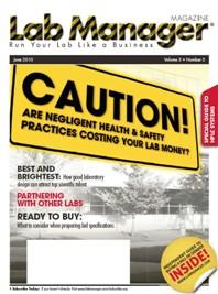 Caution! Magazine Issue Cover