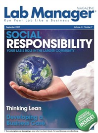 Social Responsibility Magazine Issue Cover