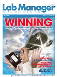 Winning Magazine Issue Cover