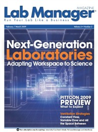 Next-Generation Laboratories Magazine Issue Cover