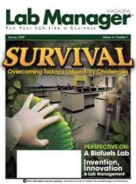 Survival Magazine Issue Cover