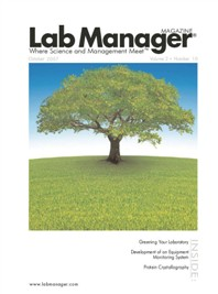 Greening Your Laboratory Magazine Issue Cover