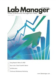 Using Research Metrics for R&D Magazine Issue Cover