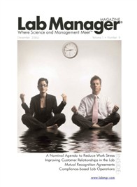 A Nominal Agenda to Reduce Work Stress Magazine Issue Cover