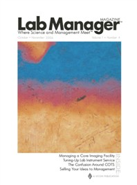 Managing a Core Imaging Facility Magazine Issue Cover