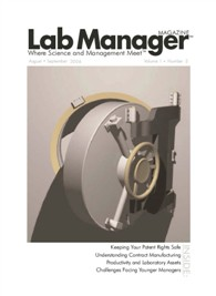 Keeping your Patent Rights Safe Magazine Issue Cover