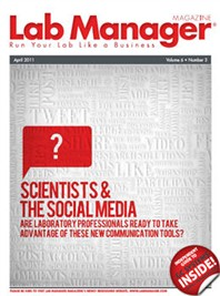Scientists & The Social Media Magazine Issue Cover