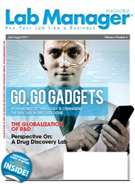 Go, Go Gadgets Magazine Issue Cover