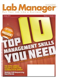 Top 10 Management Skills You Need Magazine Issue Cover