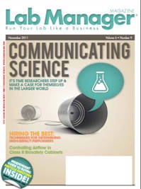 Communicating Science Magazine Issue Cover