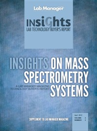 Insights on Mass Spectrometry Systems Magazine Issue Cover