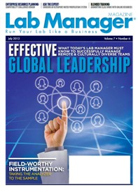Effective Global Leadership Magazine Issue Cover