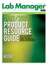 2012/2013 Product Resource Guide