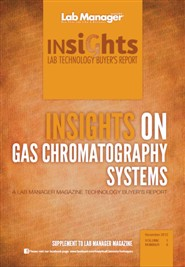 Insights on Gas Chromatography Systems Magazine Issue Cover