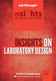Insights on Laboratory Design Magazine Issue Cover