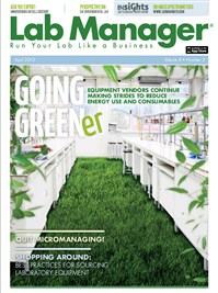 Going Greener Magazine Issue Cover